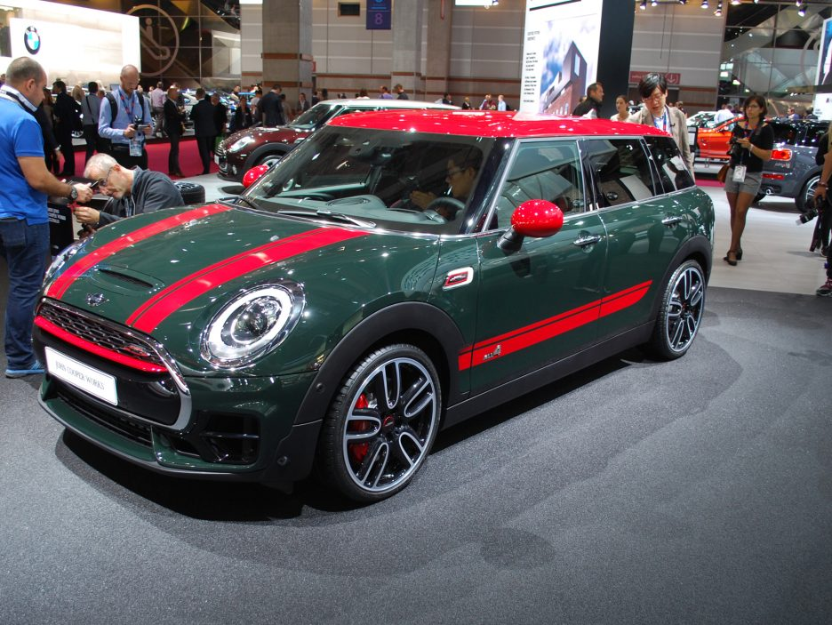 Mini Clubman John Cooper Works 2 - Salone Parigi 2016