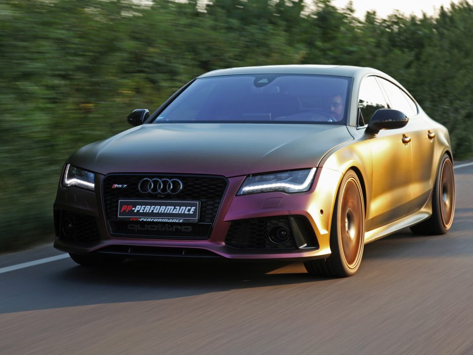 PP Performance - Audi RS7