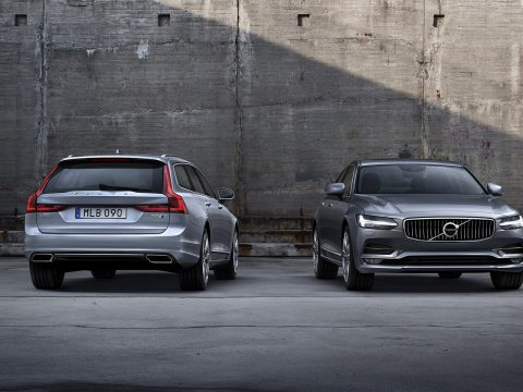 Polestar Performance Package - Volvo S90 e V90