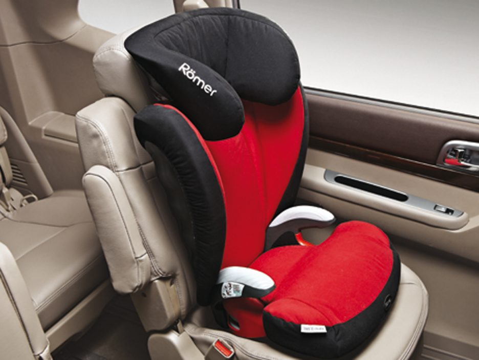 Ssangyong Rodius Isofix