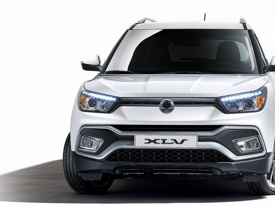 Ssangyong XLV frontale
