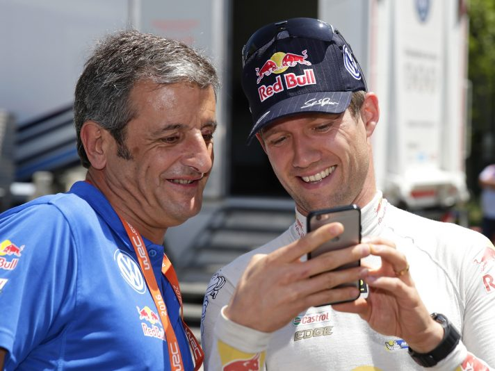 Con Volkswagen il WRC si segue su Whatsapp e Telegram