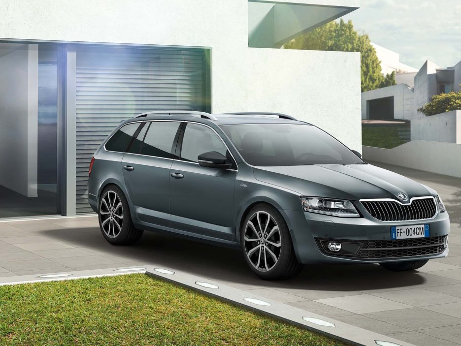 Skoda Octavia Wagon Design Edition