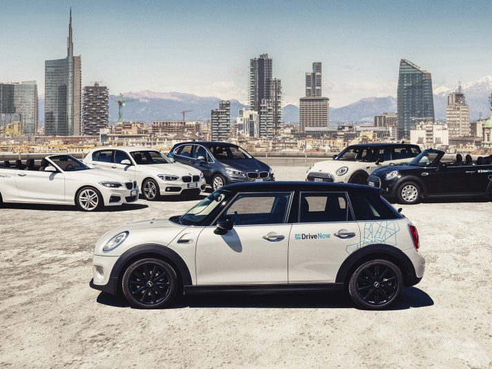 DriveNow a Milano: guida completa al car sharing firmato BMW e Mini