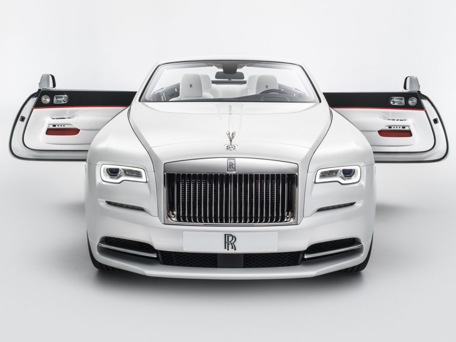 Rolls Royce Dawn  Spring:Summer 2017 Couture Collection