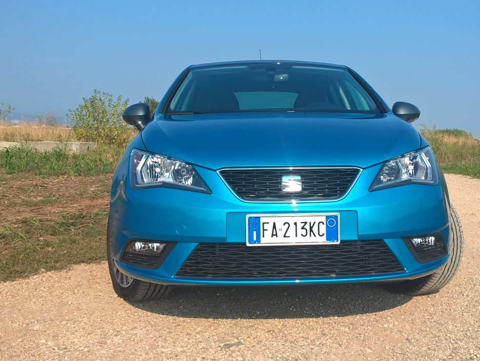 Seat Ibiza frontale