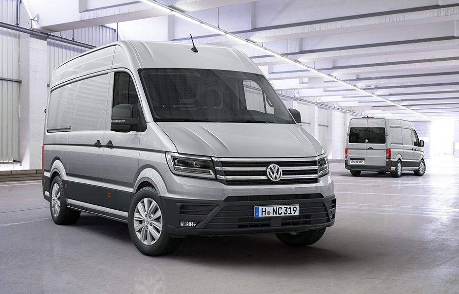 VW Crafter 1
