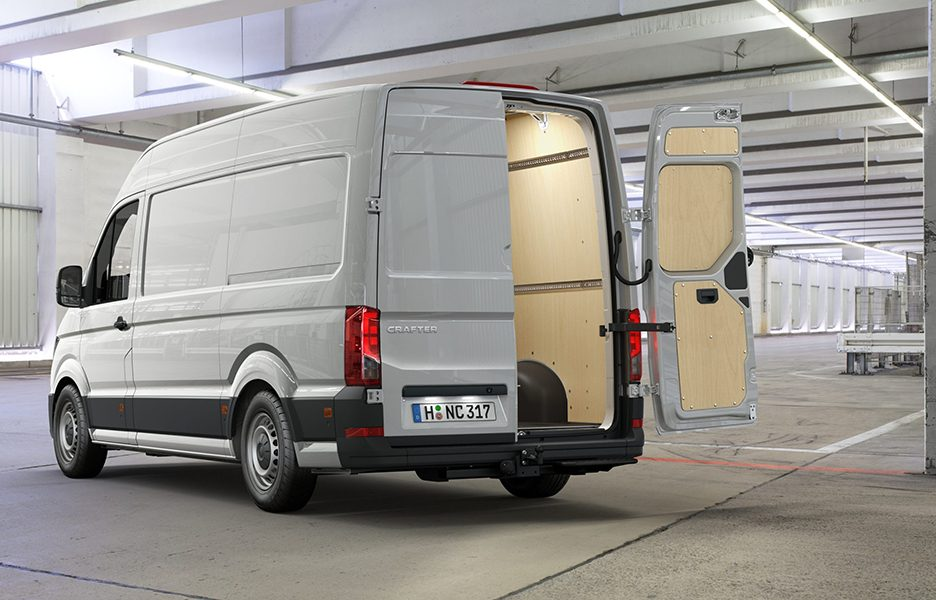 VW Crafter 2