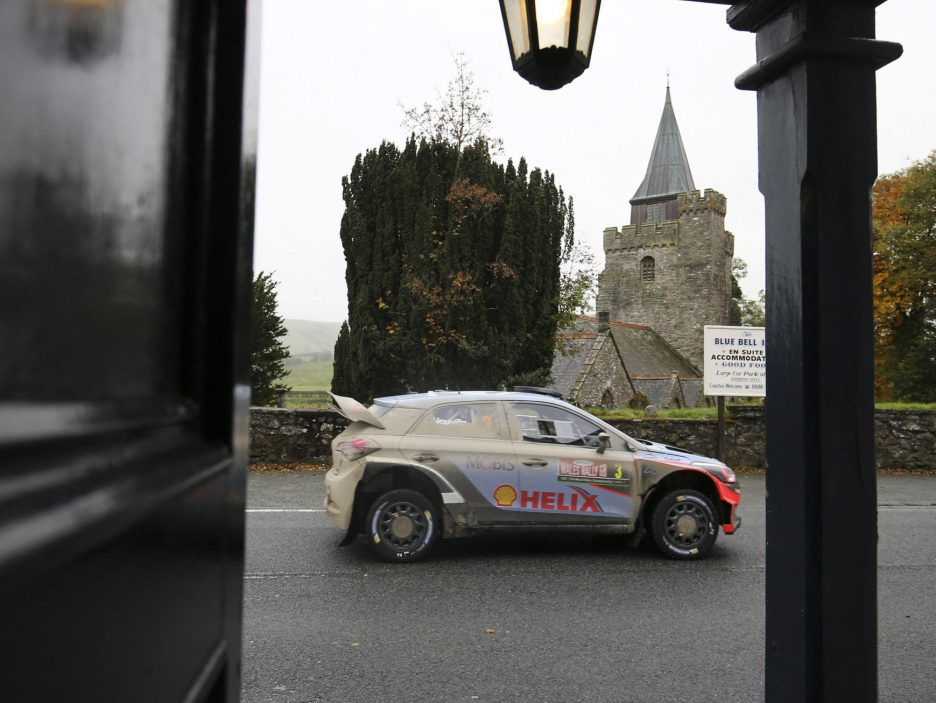 WRC Rally Galles 2016 34