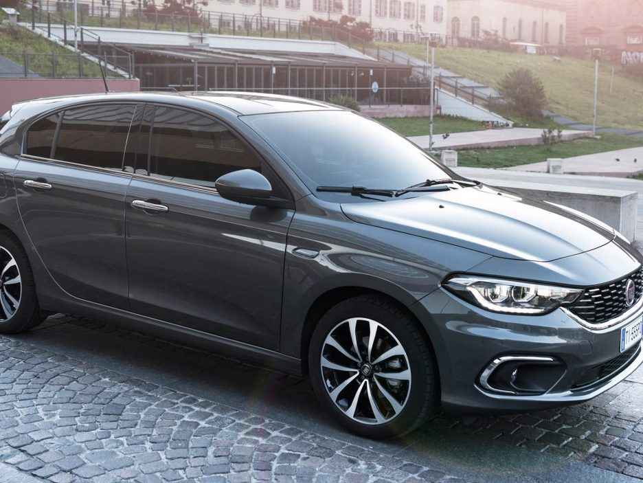 Fiat Tipo Be Free
