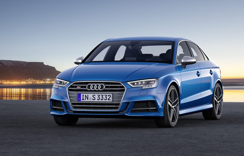 Audi a3 2017 il restyling in 4 punti anteprime for Audi a3 restyling 2017
