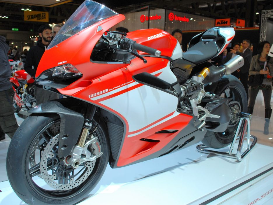 Ducati 1299 Superleggera - EICMA 2016