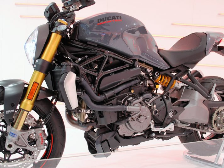 Ducati Monster 1200 - EICMA 2016