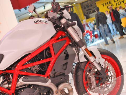 Ducati Monster 797 - EICMA 2016