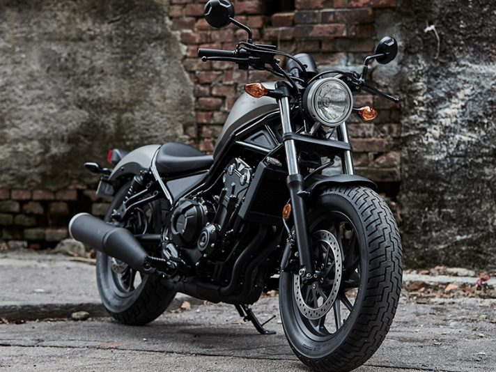 Honda CMX500 Rebel, la nuova custom