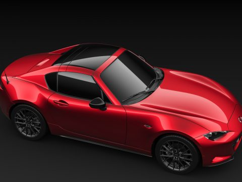 MX-5 RF Limited Edition