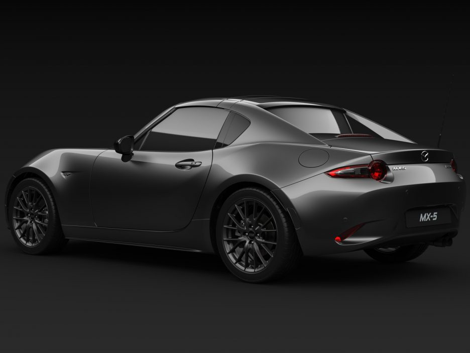 mazda mx 5 rf limited edition news panoramauto. Black Bedroom Furniture Sets. Home Design Ideas
