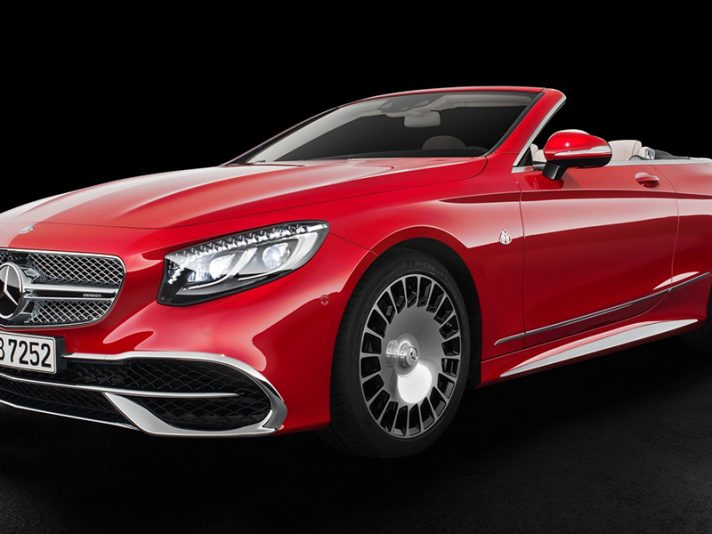 Mercedes-Benz S650 Cabriolet Maybach 2017