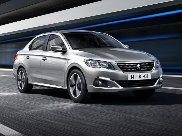Peugeot 301 2017, il restyling