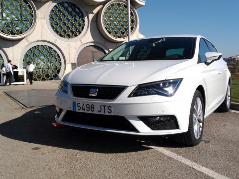 Seat Leon 2017 - Restyling