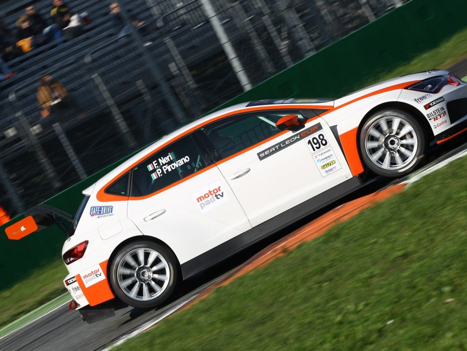 Seat Leon Cup Racer 2