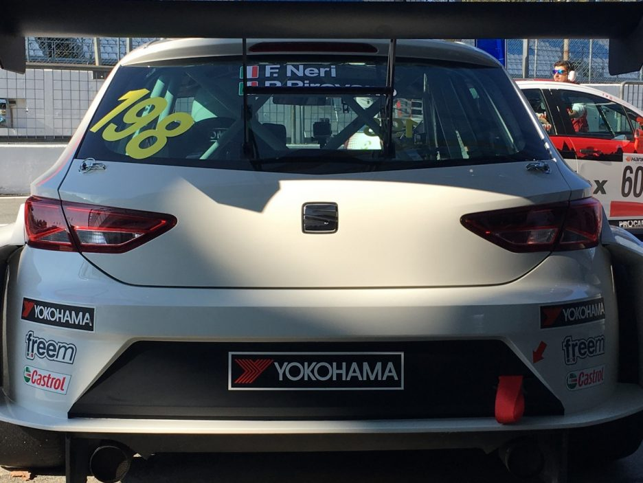 Seat Leon Cup Racer 3