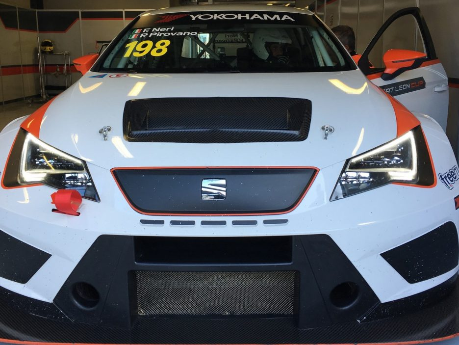 Seat Leon Cup Racer 4