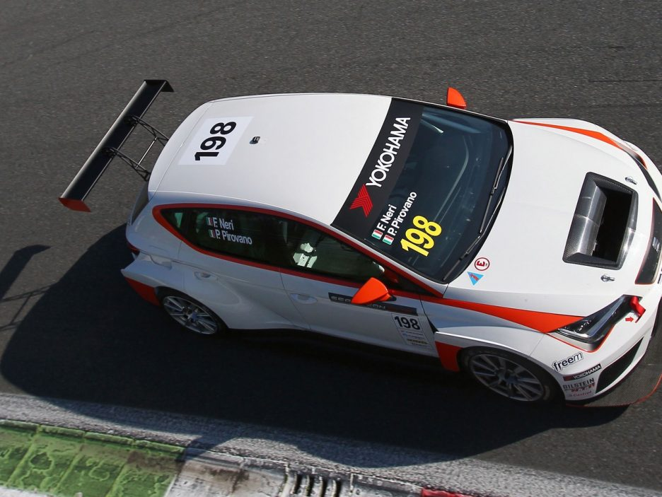 Seat Leon Cup Racer 7