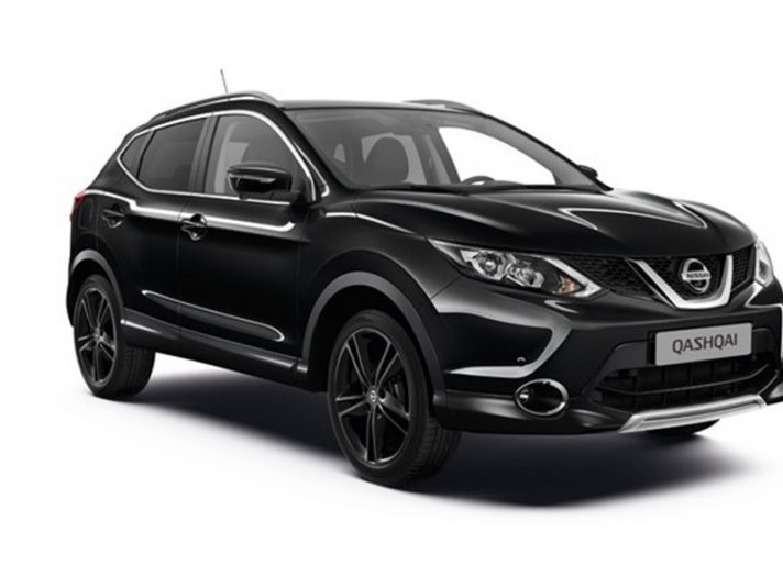 Nissan Qashqai Black Edition scontata per il Black Friday