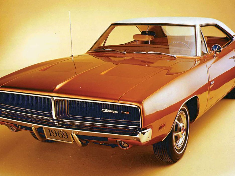1969 - Dodge Charger