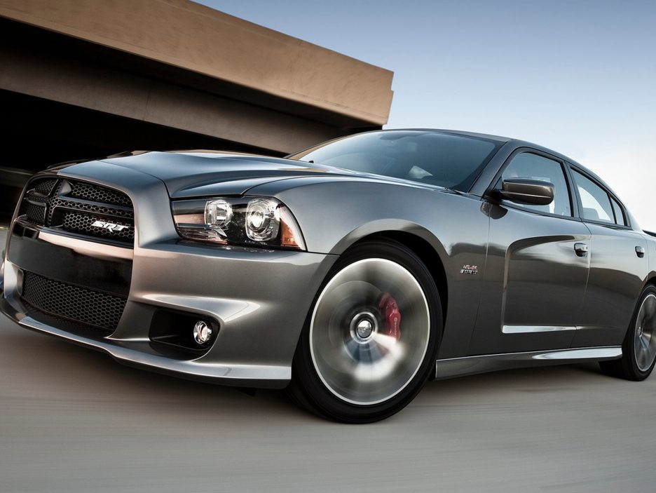 2012 - Dodge Charger SRT8