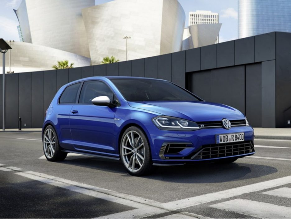 volkswagen golf r 2017 310 cv e 400 nm anteprime panoramauto. Black Bedroom Furniture Sets. Home Design Ideas