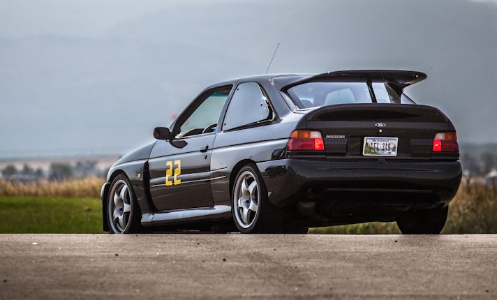 Legendary Cars: Ford Escort RS Cosworth