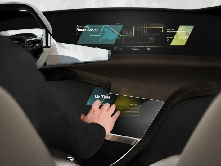 BMW HoloActive Touch