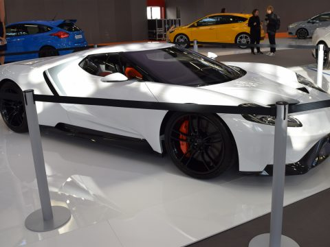 Ford GT - Motor Show 2016