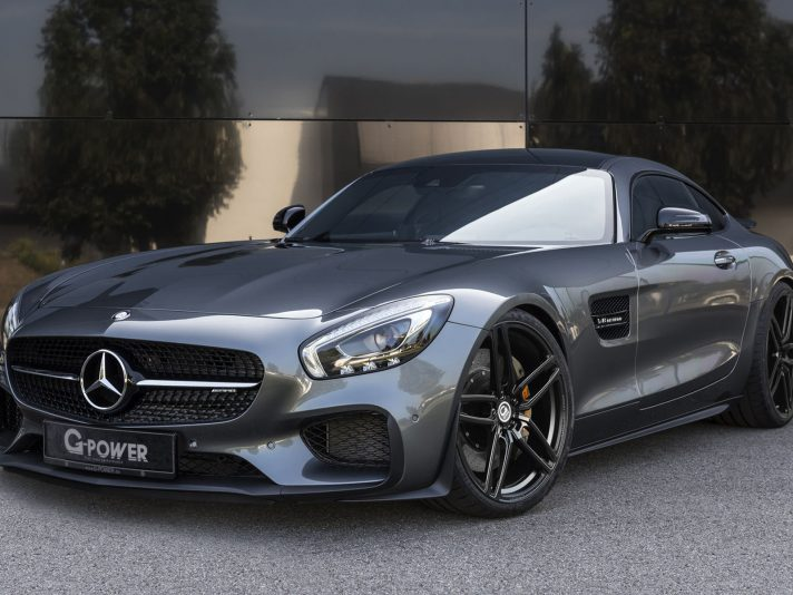 Mercedes AMG GT S by G-Power