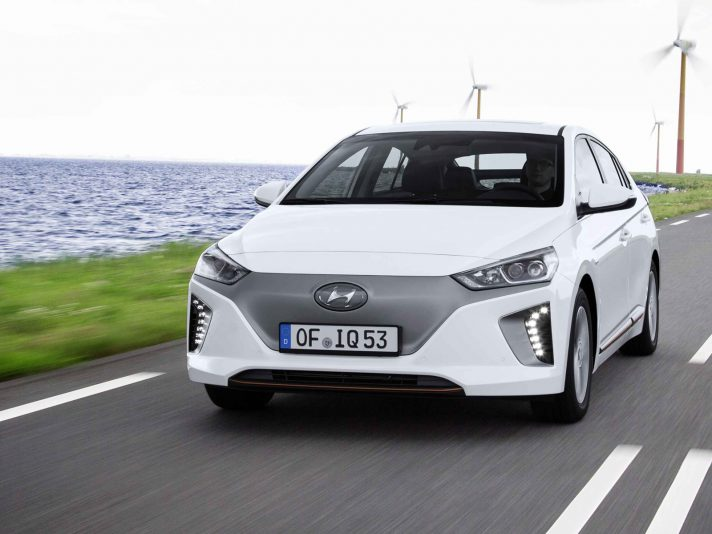 Hyundai Ioniq Electric: in Italia da 36.750 euro