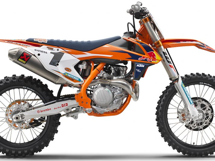 KTM SX Factory Edition 2017