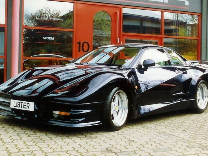 Lister Storm 1