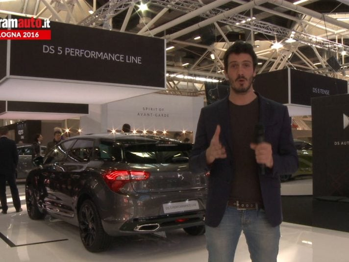 Motor Show 2016: lo stand PSA