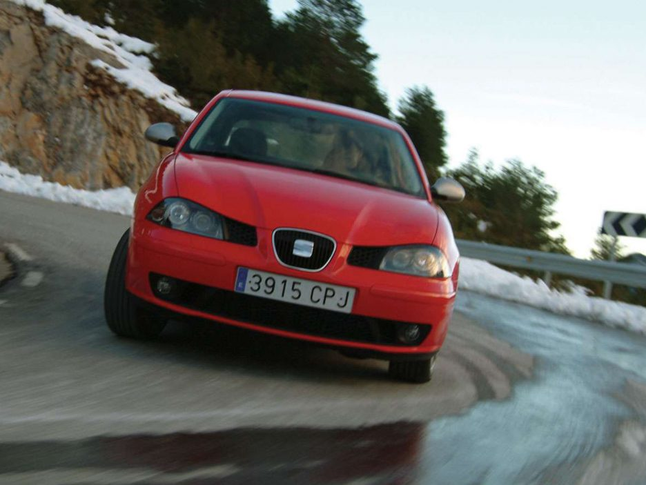 Seat Ibiza FR frontale