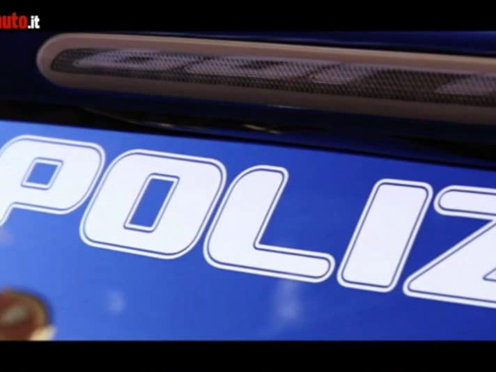 Volkswagen e-up! per la polizia a Roma, il video ufficiale