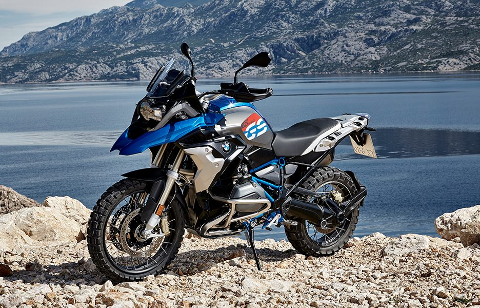 Bmw R 1200 GS 2017 - Preview