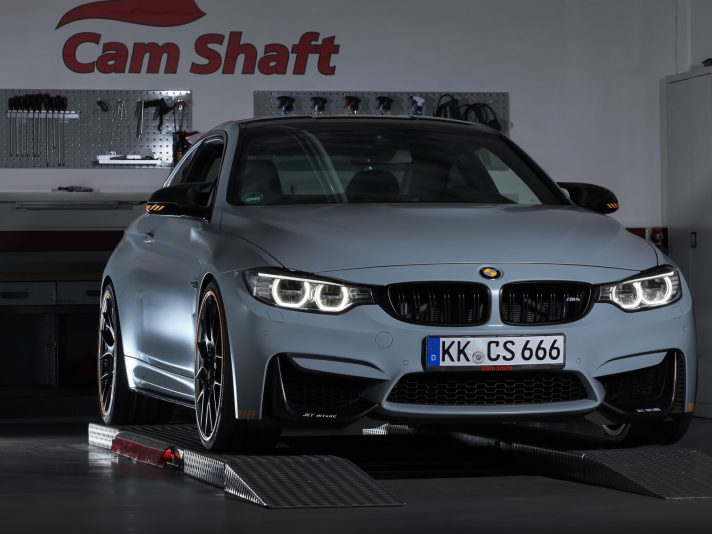 BMW M4 by Cam Shaft