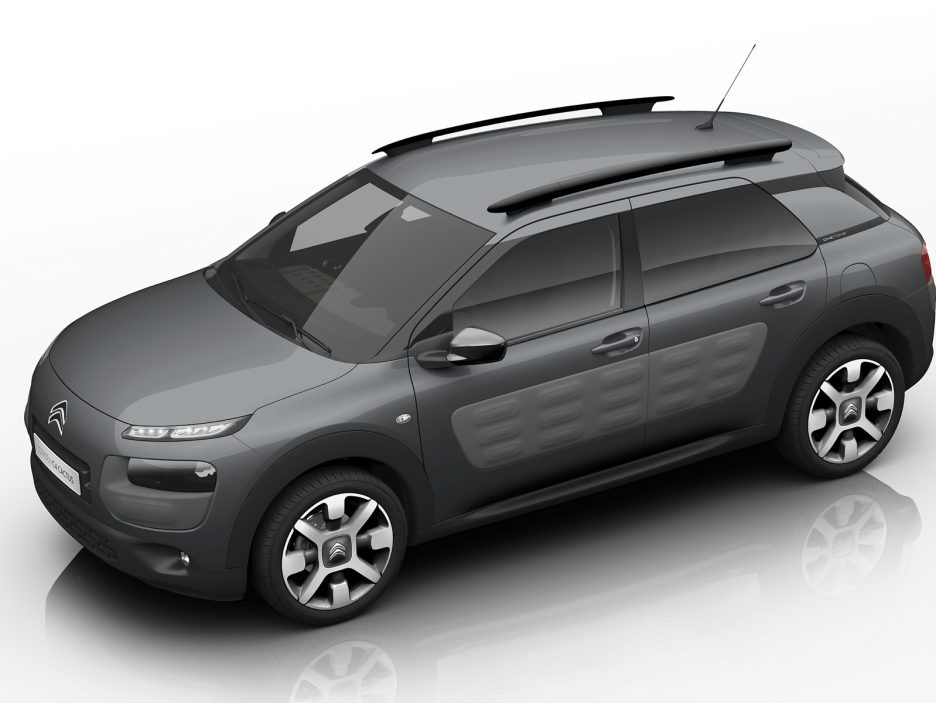 citroen c4 cactus novit per la gamma 2017 news panoramauto. Black Bedroom Furniture Sets. Home Design Ideas