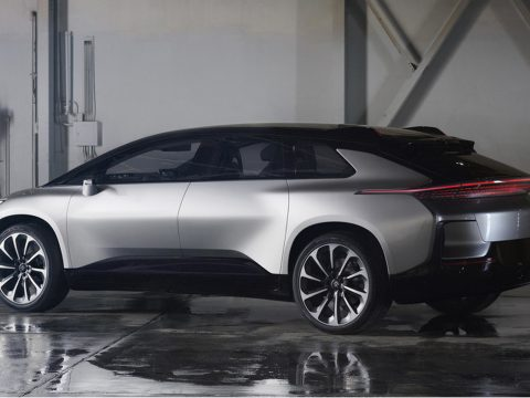 Faraday Future FF-91