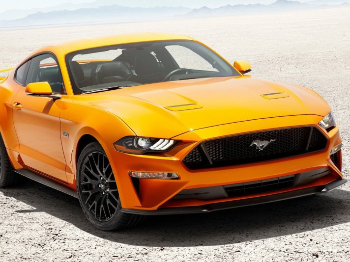 Ford Mustang GT 2017: il restyling