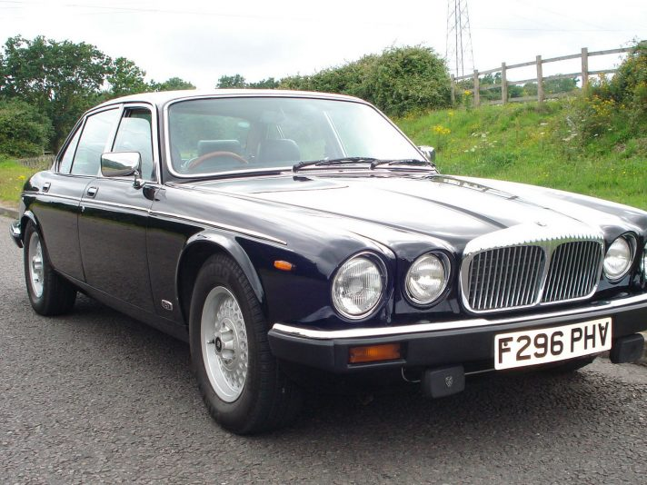 Jaguar Daimler Double Six