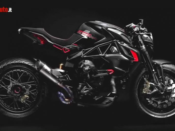MV Agusta al Motor Bike Expo 2017, il video ufficiale