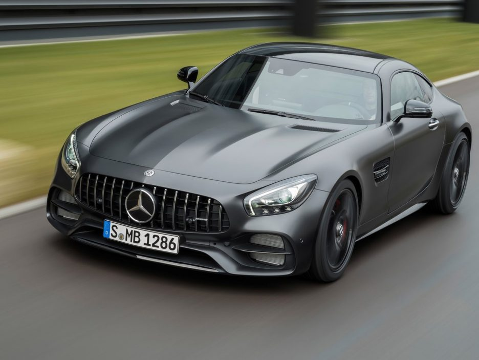 mercedes amg gt c edition 50 detroit 2017 panoramauto. Black Bedroom Furniture Sets. Home Design Ideas